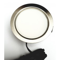 led spot 3 Watt (melkglas wit), 3000K, 500mA, dimbaar
