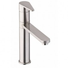 Abode Prime 1 handle memgkraan edelstaal finish